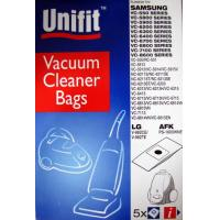 Vacuum Cleaner Bags Samsung / LG / AFK 5PC