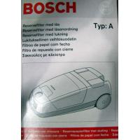 Vacuum Cleaner Bags Bosch Type A 7PC