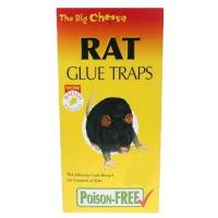 Baited Rat And Mouse Glue Trap