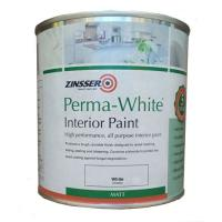 Perma-White Mould And Mildew Proof Self Priming Paint Matt 1l