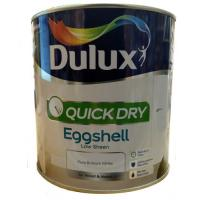 Wood And Metal Brilliant White Paint Eggshell Quick Dry 750ml