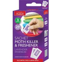Moth Proofer Pouches 20PC