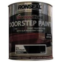 Door Step Paint Diamond Hard Black 250ml