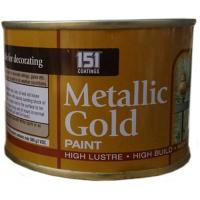 Metallic Paint Gold 180ml
