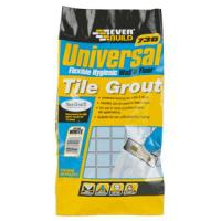 Tile Grout Powder 730 Universal Flexible Anthracite 5Kg
