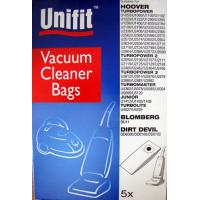 Vacuum Cleaner Bags Hoover Turbopower /  Dirt Devil 5PC