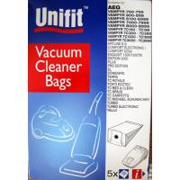 Vacuum Cleaner Bags AEG VAMPYR, Privileg, Singer 5PC