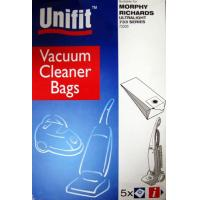 Vacuum Cleaner Bags Morphy Richards Ultralight 73300 5PC