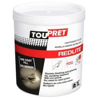 Redlite Fast Drying Lightweight Filler 1ltr