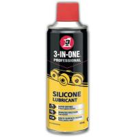 3 In 1 Silicone Spray Lubricant Aerosol 400ml