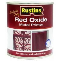 Metal Primer Paint Red Oxide 500ml