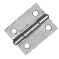 Butt Hinges Steel 25mm 2PC