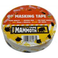 Masking Tape General Purpose 50m x 25mm
