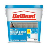 Tile Adhesive And Grout Ready Mixed Tub White 3.2Kg
