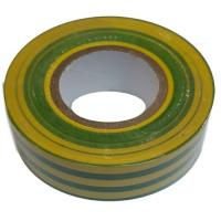 Electrical Insulation Tape Green And Yellow 20m