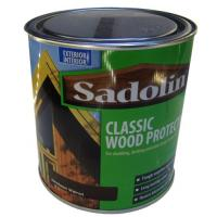 Interior Exterior Wood Protection Jacobean Walnut 1l